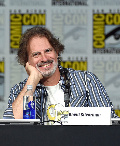 "David Silverman「Comic-Con International 2015 - ""The Simpsons"" Panel」:写真・画像(9)[壁紙.com]"