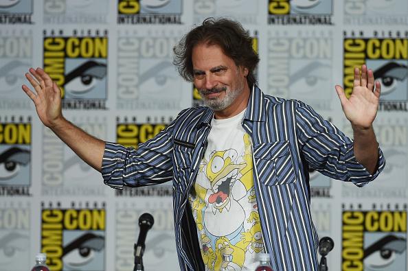 "David Silverman「Comic-Con International 2015 - ""The Simpsons"" Panel」:写真・画像(19)[壁紙.com]"