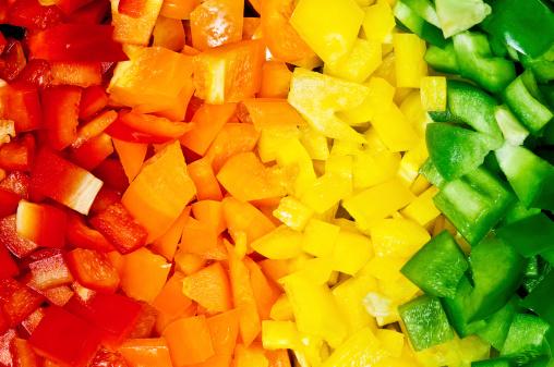 Green Bell Pepper「Peppers」:スマホ壁紙(12)
