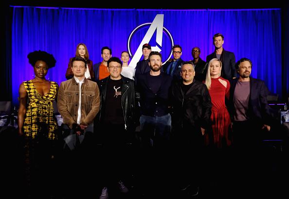"""ドン チードル「Marvel Studios' """"Avengers: Endgame"""" Global Junket Press Conference」:写真・画像(11)[壁紙.com]"""