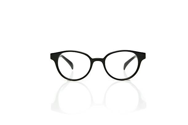 Nerd Glasses with reflection:スマホ壁紙(壁紙.com)