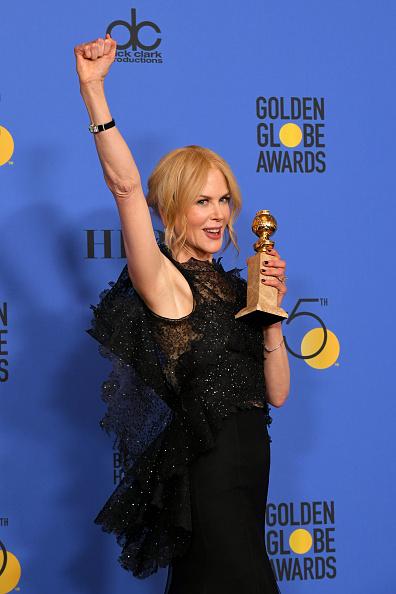 Best Performance Award「75th Annual Golden Globe Awards - Press Room」:写真・画像(1)[壁紙.com]