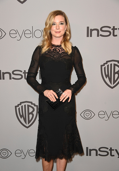 Emily VanCamp「Warner Bros. Pictures And InStyle Host 19th Annual Post-Golden Globes Party - Arrivals」:写真・画像(2)[壁紙.com]