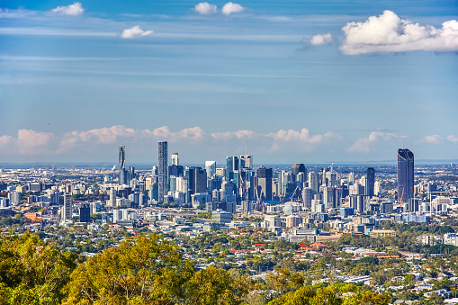 Queensland「Brisbane City business district,Brisbane,Queensland,Australia」:スマホ壁紙(12)