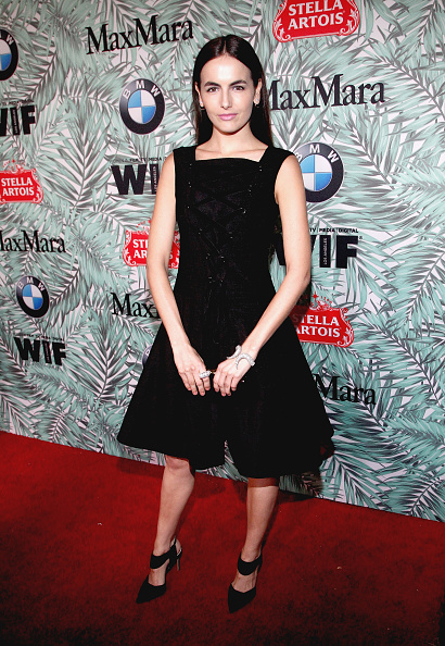 Camilla Belle「Tenth Annual Women In Film Pre-Oscar Cocktail Party Presented By Max Mara And BMW - Red Carpet」:写真・画像(4)[壁紙.com]