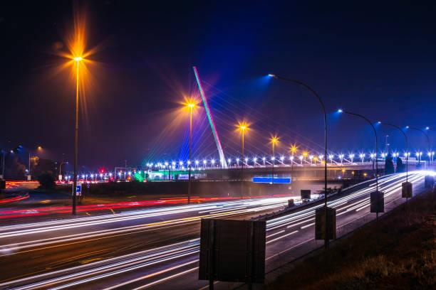 Grayston bridge in Sandton, Johannesburg:スマホ壁紙(壁紙.com)