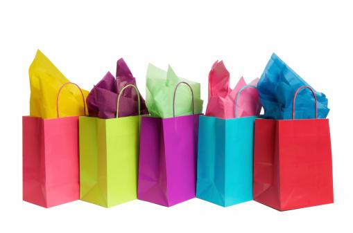 Five Objects「Shopping Bags」:スマホ壁紙(0)