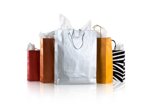 Sale「Shopping Bags w/clipping path」:スマホ壁紙(3)