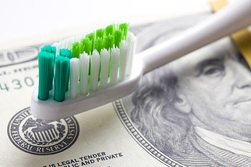 American One Hundred Dollar Bill「Cost of Dental Work」:スマホ壁紙(16)