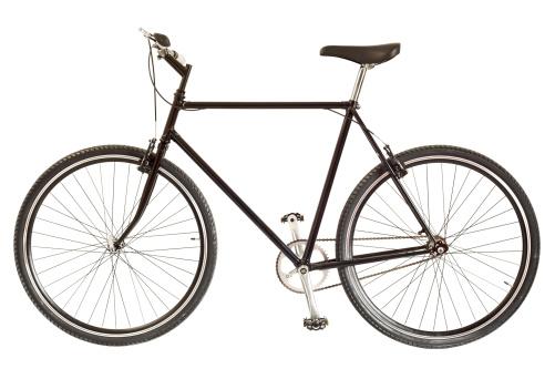 Cycle - Vehicle「Bicycle On White」:スマホ壁紙(14)