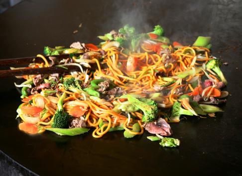 Broccoli「Mongolian Shrimp & Beef」:スマホ壁紙(18)