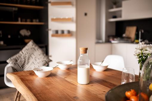 Milk Bottle「Breakfast」:スマホ壁紙(16)