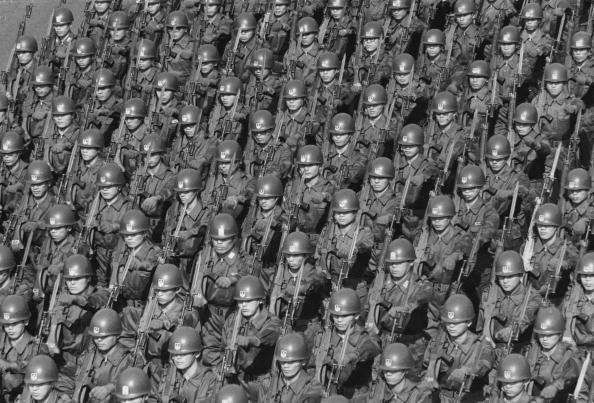 Conformity「Japanese Army」:写真・画像(1)[壁紙.com]
