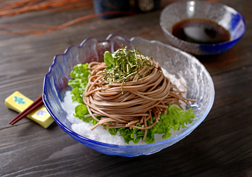 Inexpensive「Japanese Noodle, Soba Noodle」:スマホ壁紙(17)