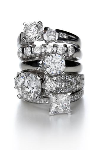 Vertical「Diamond Rings」:スマホ壁紙(13)