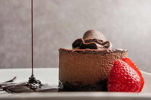 Dessert「Chocolate mousse / Desserts concept (Click for more)」:スマホ壁紙(11)