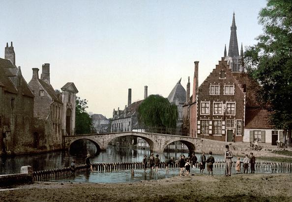 1900「Bruges」:写真・画像(13)[壁紙.com]
