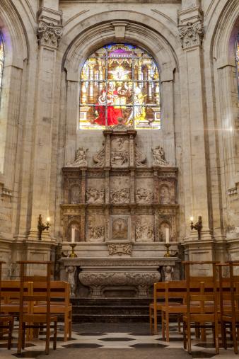 Alabaster「The altar in Brussels cathedral.」:スマホ壁紙(14)