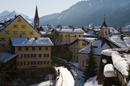 Ski Resort「Kitzbuhel, Austria」:スマホ壁紙(14)