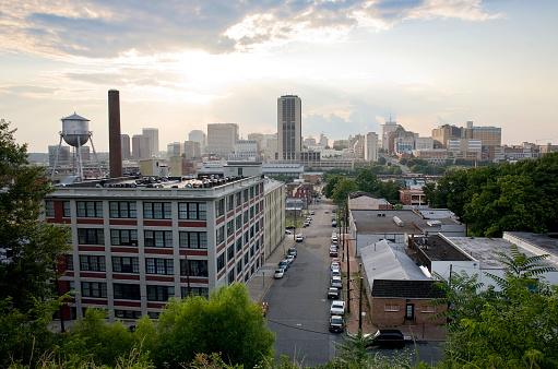 Downtown District「Richmond Virginia」:スマホ壁紙(15)
