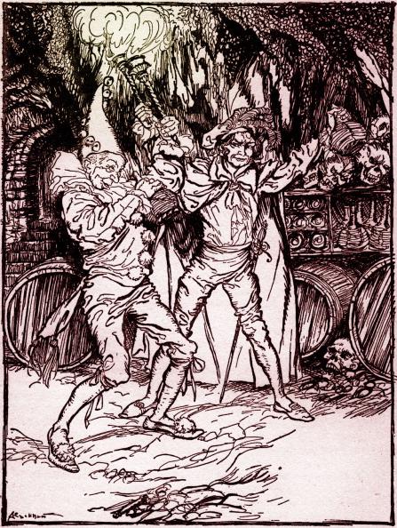 Horror「'The Cask of Amontillado' by Edgar Allan Poe」:写真・画像(9)[壁紙.com]
