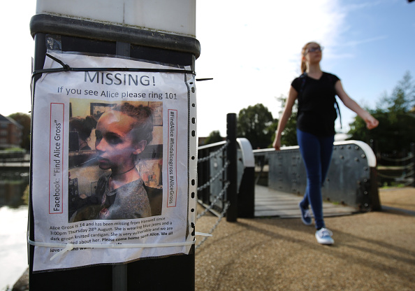 Setting「Reconstruction Of The Disappearance Of Alice Gross」:写真・画像(5)[壁紙.com]