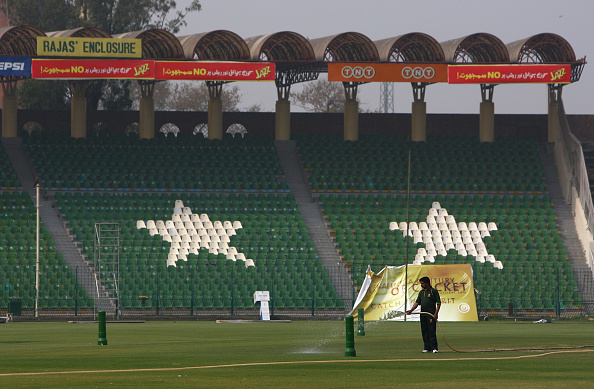 Lahore - Pakistan「Aftermath Of Attack On Sri Lankan Cricketers In Lahore」:写真・画像(9)[壁紙.com]
