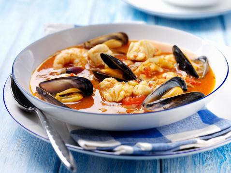 Seafood「Bouillabaisse」:スマホ壁紙(9)