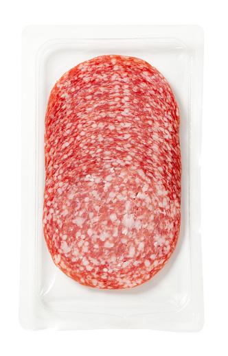 Sausage「Sliced salami」:スマホ壁紙(9)