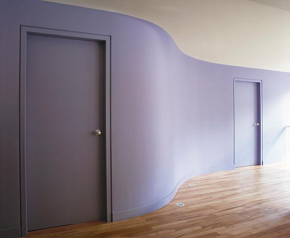 Doorway「Modern loft apartment. Designed and built by modernarc.」:写真・画像(1)[壁紙.com]