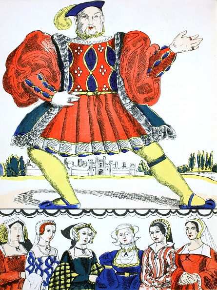 Contraceptive「Henry VIII King Of England From 1509 (1932)」:写真・画像(9)[壁紙.com]