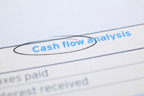 Printout「Cash Flow」:スマホ壁紙(6)