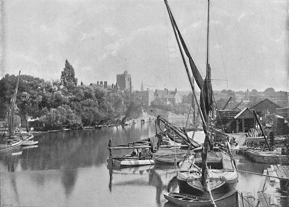 Medway River「Maidstone」:写真・画像(7)[壁紙.com]