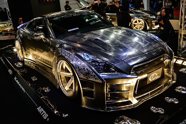 Tokyo Auto Salon「Tokyo Auto Salon 2015」:写真・画像(11)[壁紙.com]