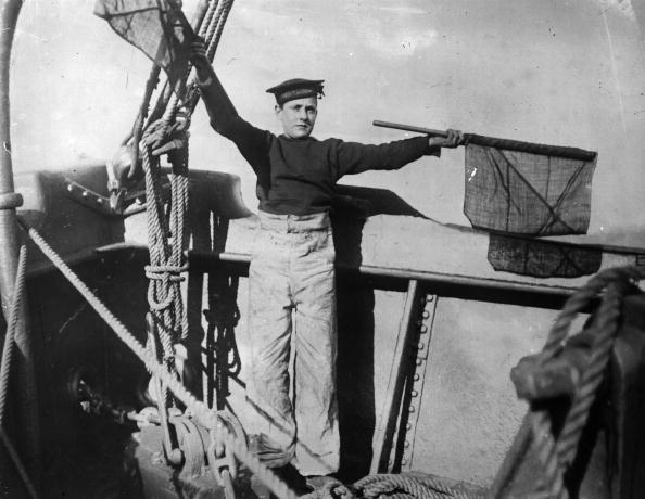 British Military「Semaphore Signals」:写真・画像(19)[壁紙.com]