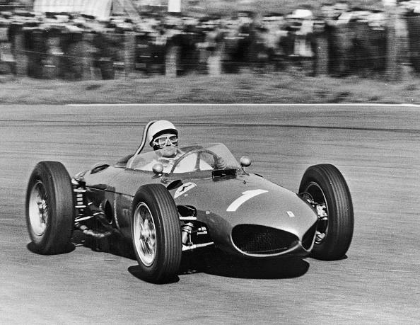 Hill「1961 Ferrari 156S」:写真・画像(17)[壁紙.com]