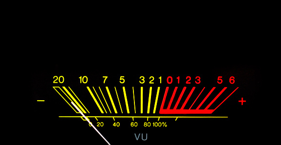 Zero「Sound recording gauge on zero」:スマホ壁紙(14)