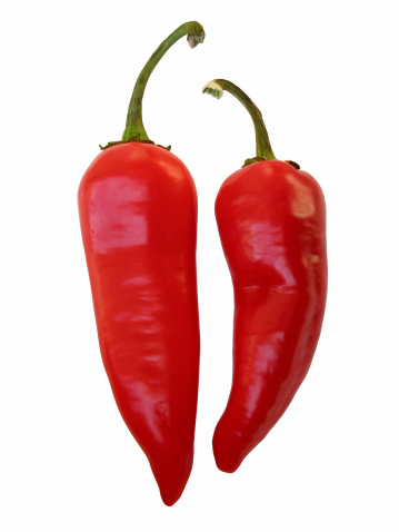 Red Bell Pepper「Red Hot Chili Peppers (clipped for easy use)」:スマホ壁紙(16)