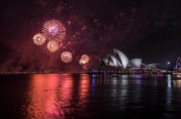 Sydney「Sydney Celebrates New Year's Eve 2018」:写真・画像(12)[壁紙.com]