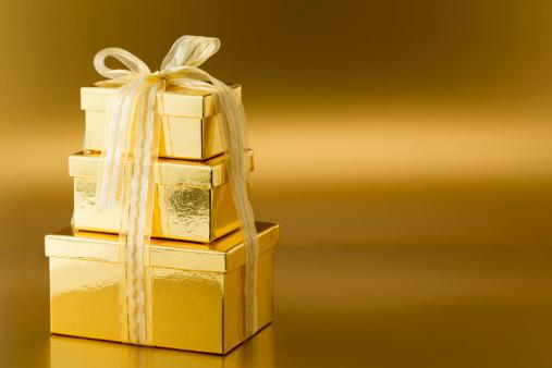 Metallic「Christmas Gifts」:スマホ壁紙(4)