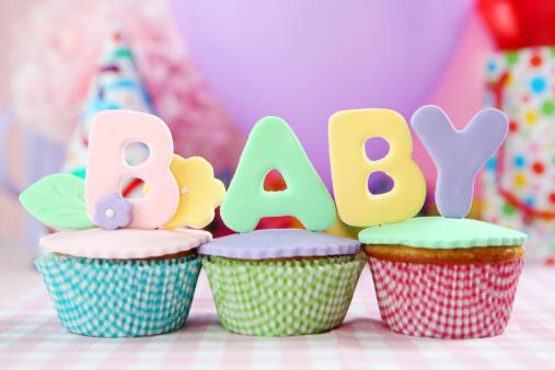 Dessert「Baby cupcakes」:スマホ壁紙(15)