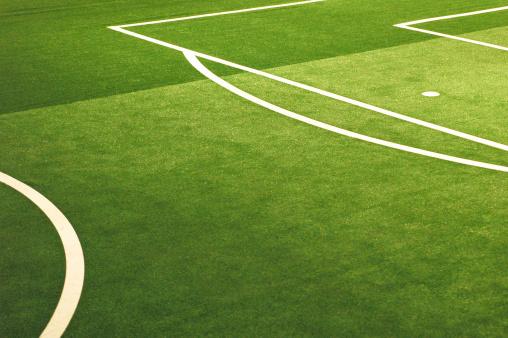 Yard Line - Sport「soccer field's lines」:スマホ壁紙(9)