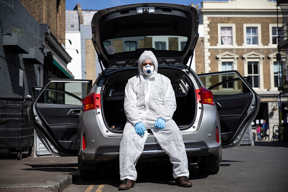 COVID-19「UK In Fourth Week Of Coronavirus Lockdown As Death Toll Exceeds 10,000」:写真・画像(13)[壁紙.com]
