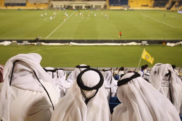 Persian Gulf Countries「Qatar Looks To 2022 FIFA World Cup」:写真・画像(2)[壁紙.com]