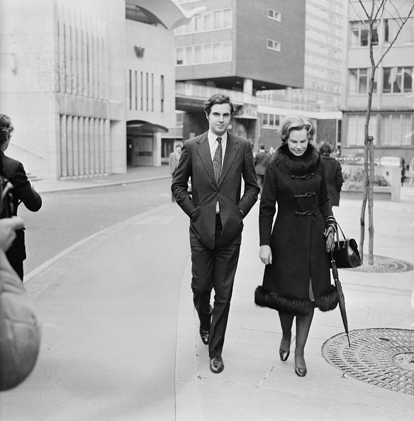 Street「Jonathan And Lady Aitken」:写真・画像(16)[壁紙.com]
