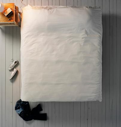 Bedroom「Empty Bed」:スマホ壁紙(14)