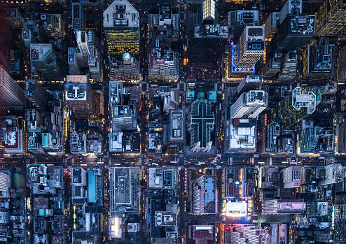 Cathedral「Aerial photography of NY」:スマホ壁紙(11)