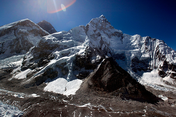 East Asia「50 Year Anniversary Of Conquest Of Mount Everest」:写真・画像(1)[壁紙.com]