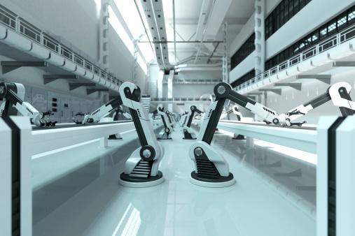Industry「Robots」:スマホ壁紙(13)