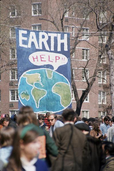 Environmental Conservation「Earth Day 1970」:写真・画像(2)[壁紙.com]